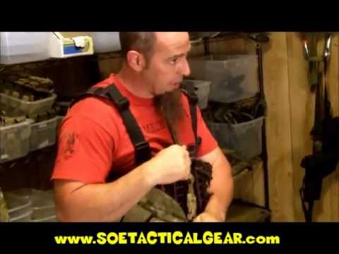 ORIGINAL Special Operations Equipment SOE Gear Interview With John Willis