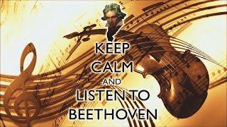 Nhạc Không Lời Beethoven | Nhạc Baroque Kích Thích Tư Duy | Giúp Học Tập, Làm Việc Tốt Nhất