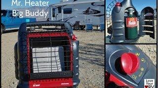 Mr Heater Big Buddy RV Install
