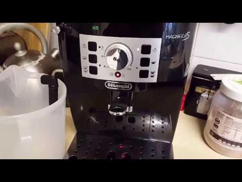 How To Descale a Delonghi Magnifica Coffee Machine