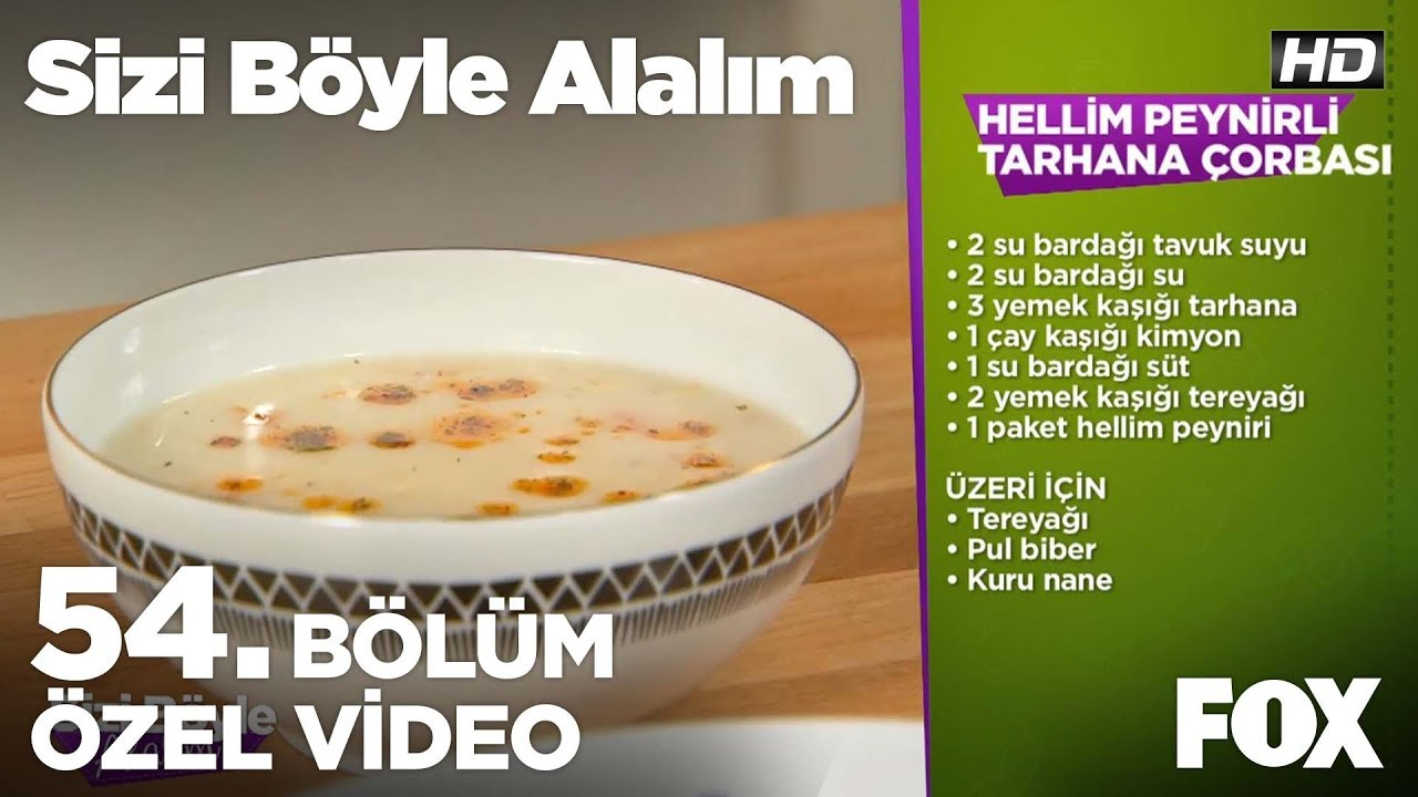 Ekşimikli Tarhana Çorbası Tarifi