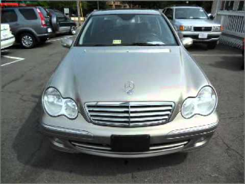 2005 Mercedes Benz C Class Arlington Va Youtube