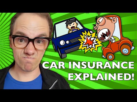 Car Insurance Explained, & What to Do After a Car Accident!