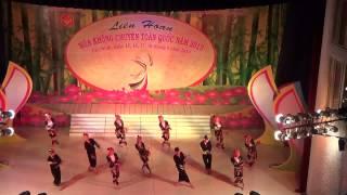 Múa dân tộc Dao, Biên đạo: Lò Hải Lam
