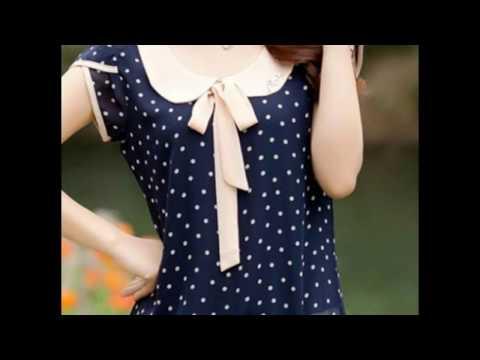 Blusas Para Dama Elegantes Y Modernas
