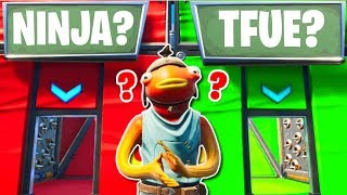 You will not get a 100% on this Fortnite Streamer Quiz! (Ninja, Courage, Timthetatman, DrLupo)
