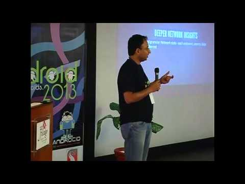 Nitrodroid 2013 - Mr. Gaurav Lochan from Little Eye Labs