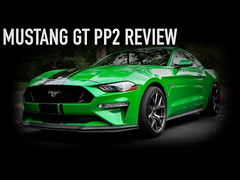 2019 Ford Mustang GT PP2 Review | Performance Pack 2