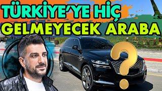 Bentley Gibi Hyundai Olur Mu? | Genesis GV80