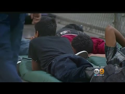 Separated Immigrant Children Placed In Los Angeles