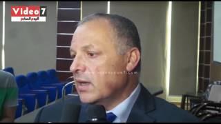بالفيديو.. هانى أبو ريدة: نسعى لحضور 60 ألف مشجع بمباراة مصر وغانا