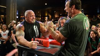 Devon Larratt vs Christian Binnie,  super heavyweight Left FINAL │ WAL Las Vegas 2014