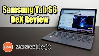 can the Galaxy Tab S6 Replace your Laptop ?! Adobe Rush, Microsoft, Media
