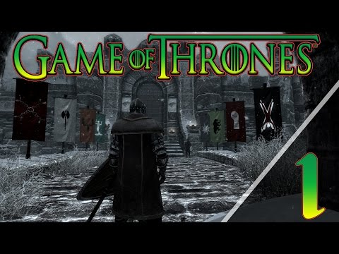 House Stark - Game of Thrones Adaption Mod Skyrim - Part #1