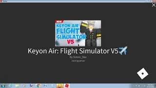 How to get planes and many more in keyon air. Roblox