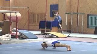 Первенство Шымкента по спортивной гимнастике