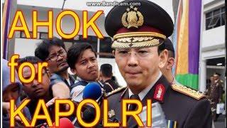 Beredar meme AHOK for KAPOLRI
