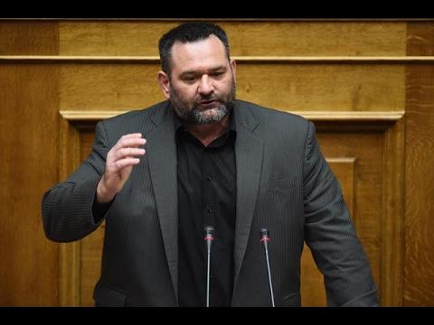Γιάννης Λαγός προς κυβέρνηση ΣΥΡΙΖΑ: Έχετε τελειώσει!