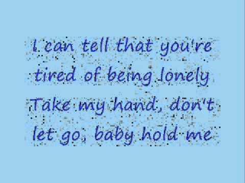 Hold My Hand  Megan Nicole  Lyrics