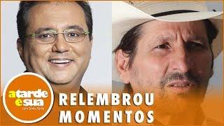 """Baixar Geraldo Luis relembra momentos ao lado de Asa Branca: """"Linda trajetória"""""""