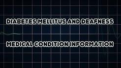 hqdefault - Deafness And Diabetes Mellitus