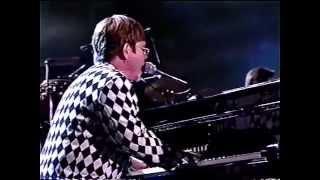 Elton John - I'm Still Standing (Live in Rio de Janeiro, Brazil 1995) HD