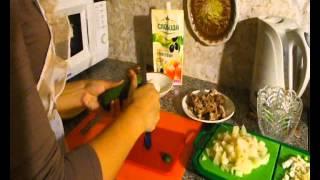 видео Салат хелел рецепт с фото