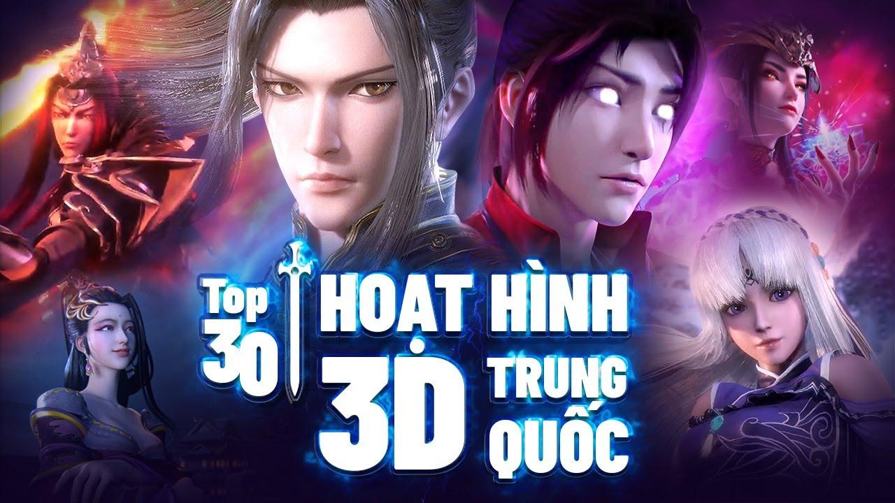 Top 30 Bộ Phim Hoạt Hình 3d Trung Quốc Hay Nhất Mọt Phim Không Nên Bỏ Qua