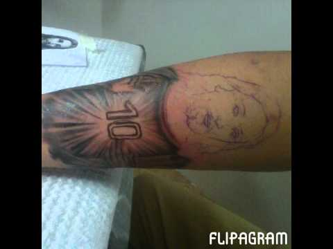 Tatuaje Sagrado Corazon De Jesus Youtube