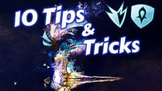GW2 10 Tips & Tricks for Dragonhunter/Core Guardian in PvP/WvW [GUIDE]