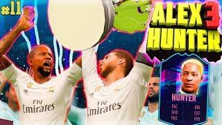ХАНТЕР ВЫИГРАЛ КУБОК !? | ИСТОРИЯ ALEX HUNTER 3 | FIFA 19 | #11 (РУССКАЯ ОЗВУЧКА)