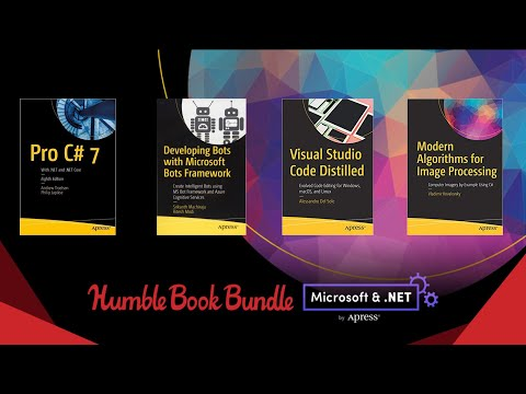 Humble C# Book Bundle