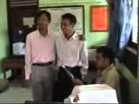 Guru-guru SMPN 1 KALIWEDI