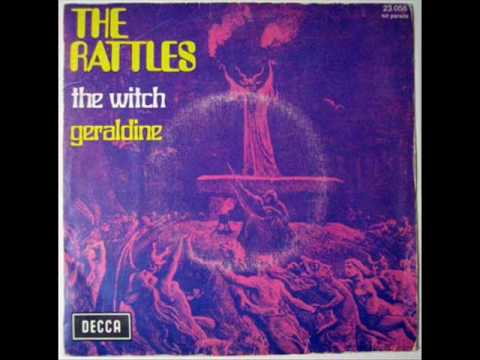 The Rattles   The Witch rare 1st version