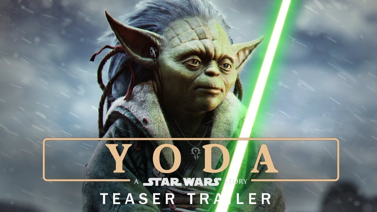 Yoda A Star Wars Story Movie Teaser Trailer Mistakes Of The Past Mashup Concept Starwars Movie Youtube