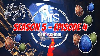 Ark | MTS - Seąson 5 | Episode 4 | The Best Way To Tame a Krab!