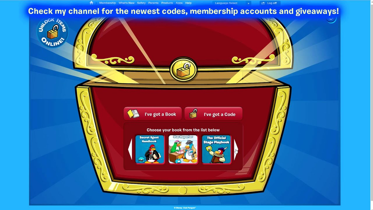 L Club Penguin Cheats CLUB PENGUIN CODES FRE...