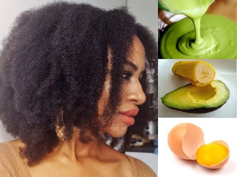 Intense Homemade Conditioner For 4c Natural Hair