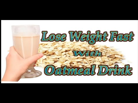 Oatmeal smoothie weight loss, Low calorie diet weight loss, Healthy breakfast to lose weight