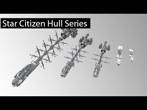 MISC Hull Series A - E ✯ Star Citizen Buyer's Guide
