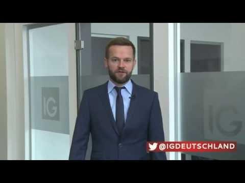 IG Market Update 25.08.2014 - 09:50 Uhr - Dax mit fulminanten Wochenauftakt