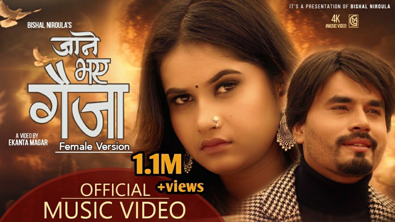 Download Jane Bhaye Gaija ( Female Version) || Eleena Chauhan || Matlav Chhaina Tero  New Nepali Song 2021