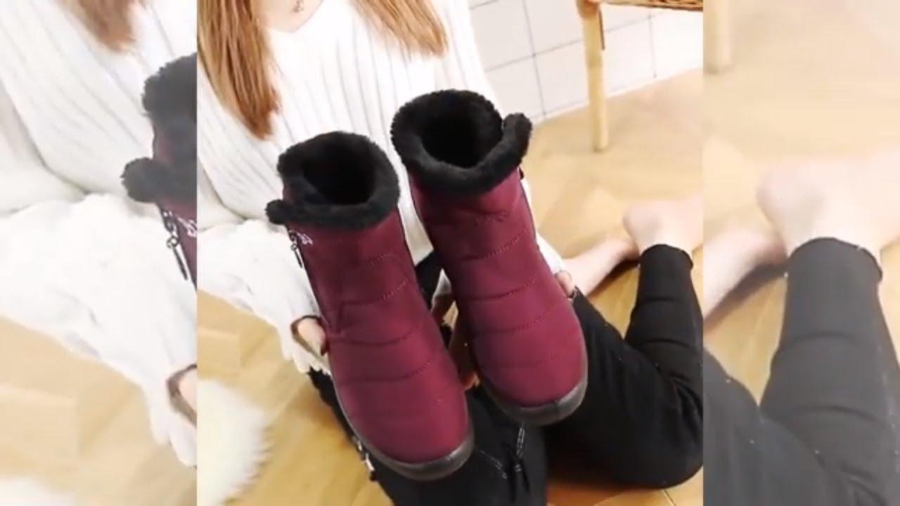 Женская Зимняя Обувь - 2020 / Women's winter shoes | зимняя обувь 2020 женская