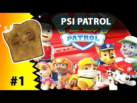Psi Patrol Po Polsku Gry dla dzieci i bajki dla dzieci