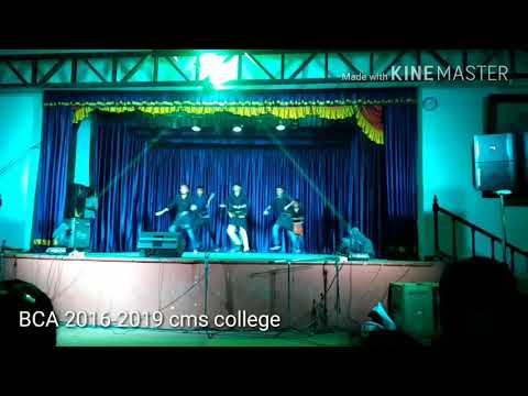 College dance performance 2017#Cms