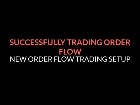 Successful Order Flow Trading Identifying Market Tops and Bottoms