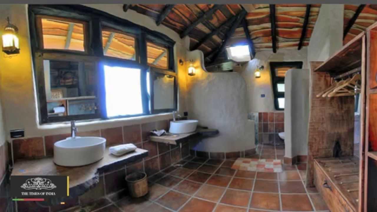 Madhya pradesh top five luxury wildlife lodges in madhya for Bathroom design dundee