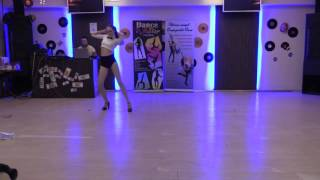 Корыстова Ксения - Dance Star Festival - 12. 19 марта 2017г.