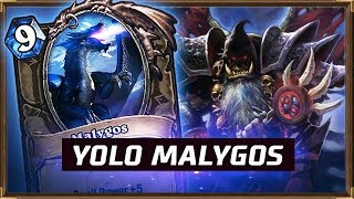 YOLO Malygos | The Boomsday Project | Hearthstone