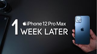 iPhone12 Pro Max One Week Later - Is it Worth it??